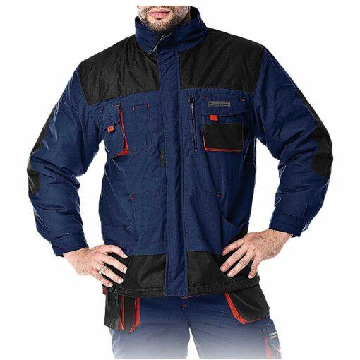 Куртка робоча зимова LEBER & HOLLMAN Formen LH-FMNW-J GBC