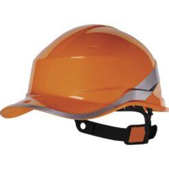 Каска строительная DELTA PLUS BASEBALL DIAMOND OR