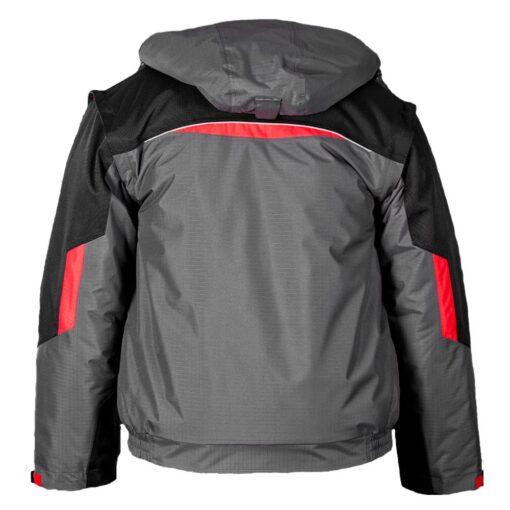 Куртка рабочая зимняя LEBER & HOLLMAN BOSTON LH BSW J спина