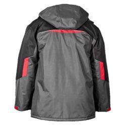 Куртка робоча зимова LEBER & HOLLMAN BOSTON LH BSW LJ спина