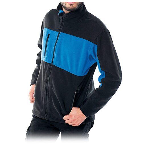 Куртка флисовая REIS POLAR-DOBLE NB