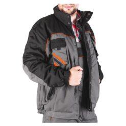 Куртка рабочая зимняя REIS PROMASTER PRO-WIN-J SBP