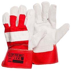 Перчатки рабочие комбинированные PROCERA X TIP TOP RED EN 388