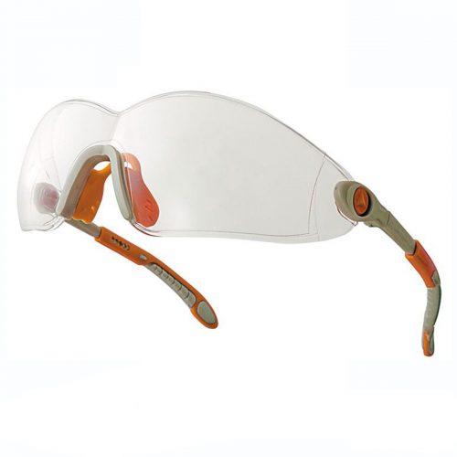 Очки защитные DELTA PLUS VULCANO2 CLEAR