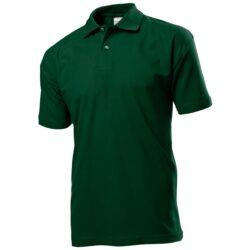 Футболка Поло STEDMAN ST3000 BOG зелена