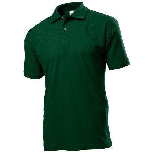 Футболка Поло STEDMAN ST3000 BOG зеленая