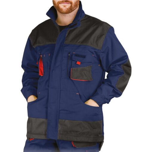 Куртка робоча LEBER & HOLLMAN Formen LH-FMN-J GBC
