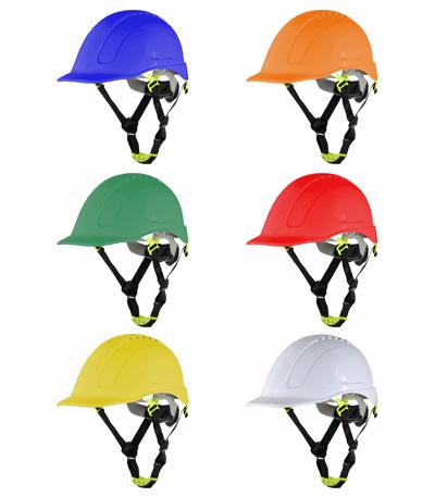 Каска строительная PROCERA MORION ABS ORANGE (6 цветов)