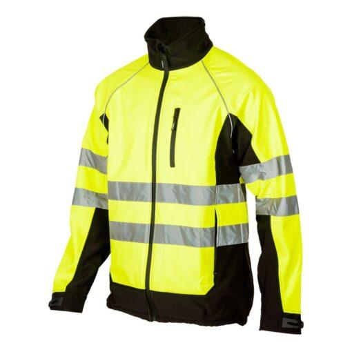 Куртка светоотражающая Softshell утепленная SIZAM SOUTHHAMPTON
