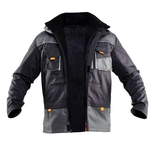 Куртка робоча зимова 2 в 1 STEELUZ J 4S G