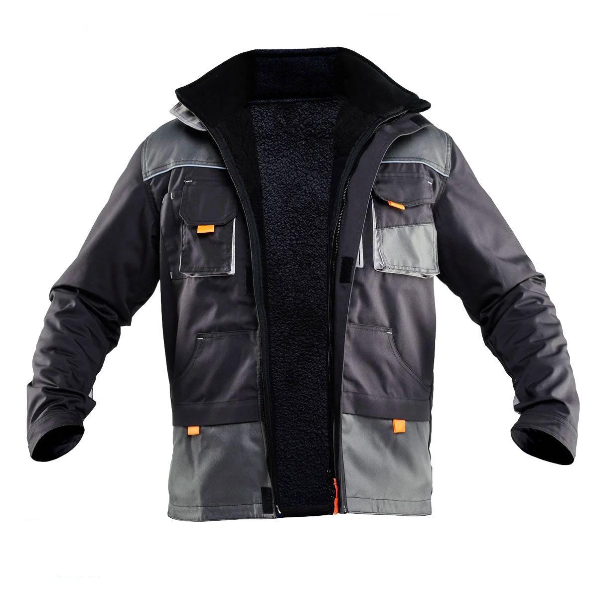 Куртка рабочая зимняя 2 в 1 STEELUZ J 4S G