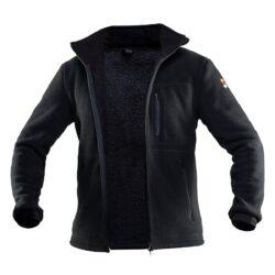 Куртка флісова STEELUZ J Black