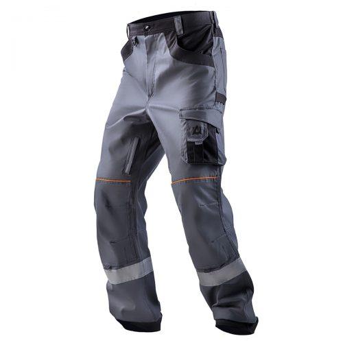 Брюки рабочие хлопковые AURUM T Grey