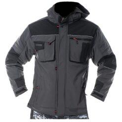 Куртка рабочая Softshell утепленная LEBER & HOLLMAN LH-STORM SB