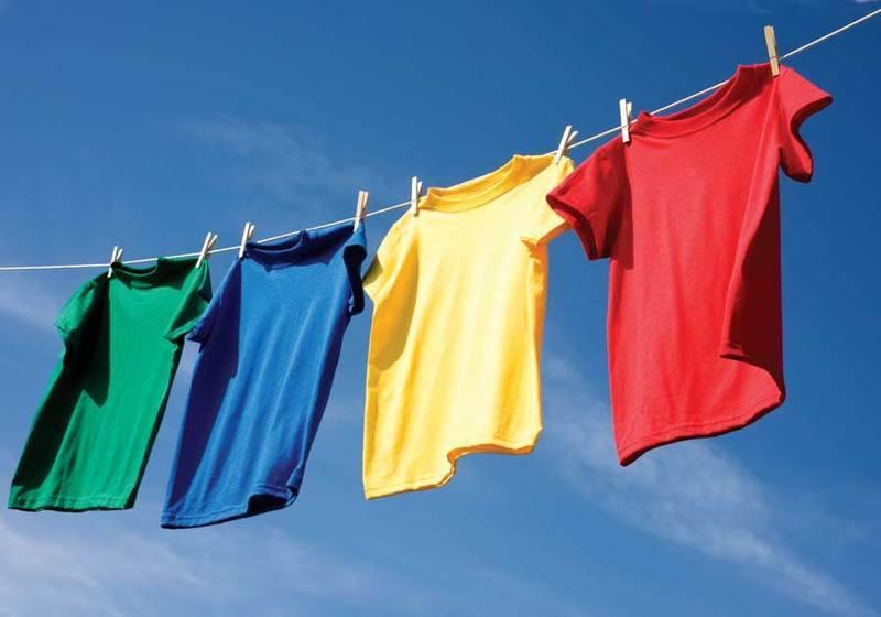 Ярлыки и значки на одежде