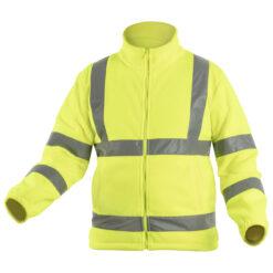 Куртка светоотражающая флісова HOGERT ALAND
