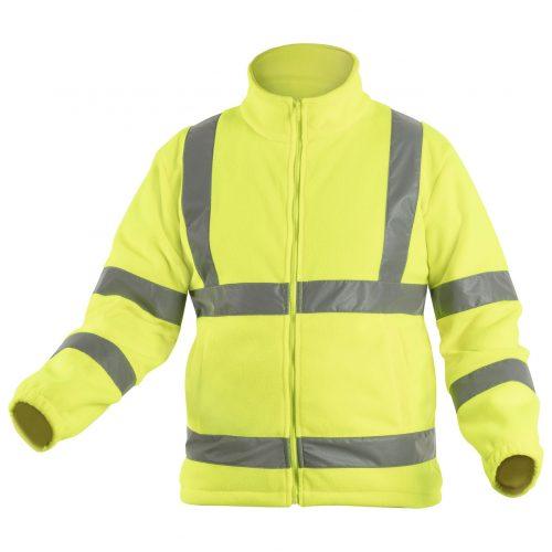 Куртка светоотражающая флисовая HOGERT ALAND