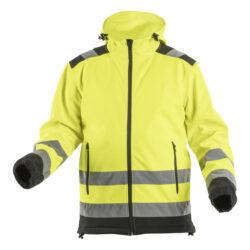 Куртка світловідбиваюча Softshell HOGERT ARGEN HT5K257