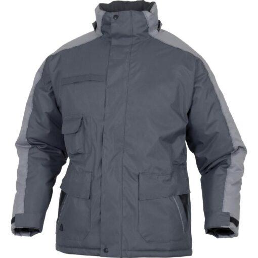 Куртка робоча зимова DELTA PLUS NORDLAND сіра