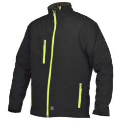 Куртка софтшелл утепленная PROCERA SOFTSHELL BLACK