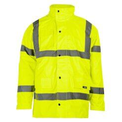 Куртка рабочая зимняя сигнальная SIZAM IPSWICH
