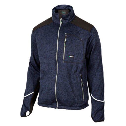Куртка робоча утеплена SIZAM OXFORD BLUE