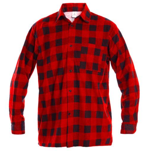 Сорочка в клітку PROCERA SHIRT RED