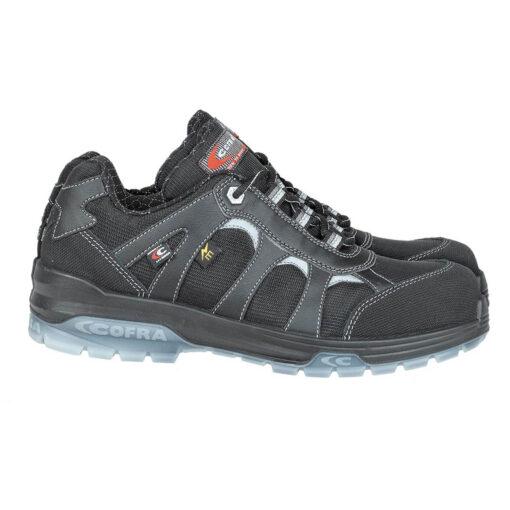 Кросівки робочі для електриків COFRA BRC-FRANKLIN SBP E FO SRC