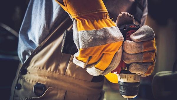 EN 388 Рабочие перчатки