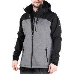 Куртка рабочая Softshell утепленная LEBER & HOLLMAN LH-MENFUN SB