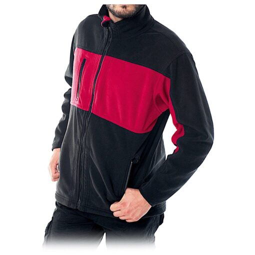 Куртка флисовая REIS POLAR-DOBLE CB