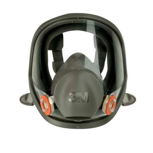 Повнолицьова маска 3М 6000