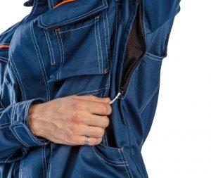 Особенности куртки Steeluz