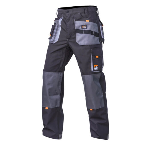 Брюки рабочие STEELUZ-T Grey