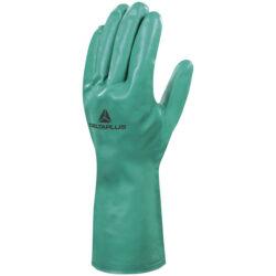 Перчатки рабочие нитриловые DELTA PLUS VE801