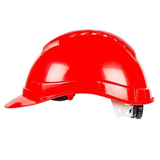 Каска строительная с вентиляцией SIZAM SAFE-GUARD 2120