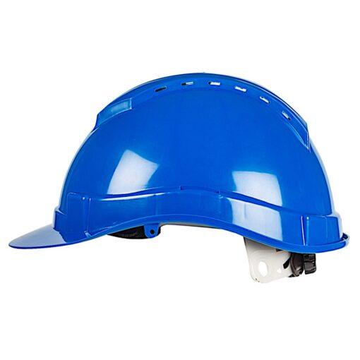 Каска строительная с вентиляцией SIZAM SAFE-GUARD 2140