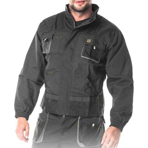 Куртка рабочая REIS Foreco-J SBJS