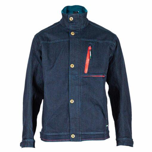 Куртка рабочая джинсовая SIZAM MANCHESTER-J
