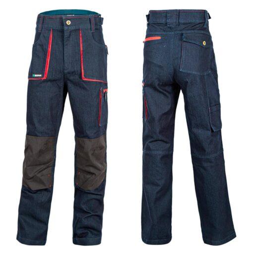 Штани робочі джинсові SIZAM MANCHESTER-T