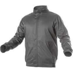 Куртка робоча HOGERT HT5K307 FABIAN GRAY