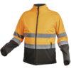 Куртка светоотражающая Softshell HOGERT HT5K335 EXTER