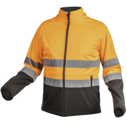 Куртка світловідбиваюча Softshell HOGERT HT5K336 EXTER