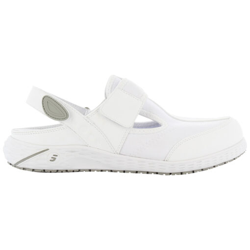 Сабо SAFETY JOGGER ALIZA WHT OB ESD
