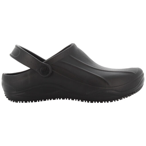 Сабо SAFETY JOGGER SMOOTH BLACK OB