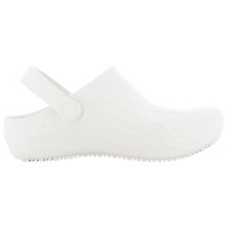 Сабо SAFETY JOGGER SMOOTH WHITE OB