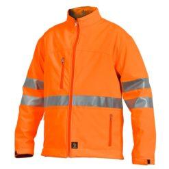 Куртка Softshell утеплена PROCERA Softshell-J Orange