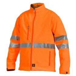 Куртка Softshell утепленная PROCERA Softshell-J Orange