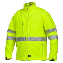 Куртка Softshell утепленная PROCERA Softshell-J Yellow