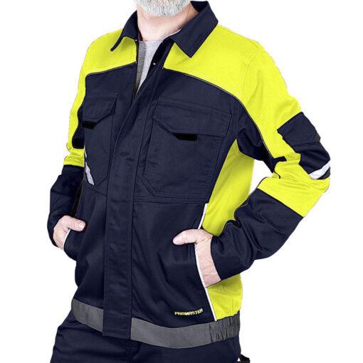 Куртка робоча REIS PROMASTER PRO-J GYS